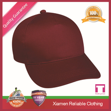 2015 popular hot sell cutom men 100% plain polyester snapback hats wholesale