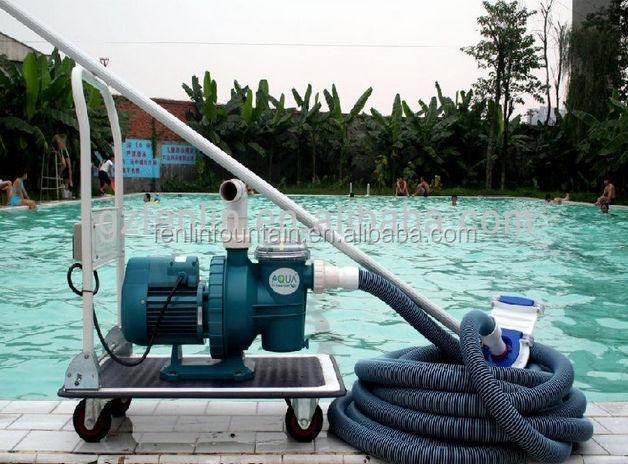 Piscina limpiador autom tico de la piscina purificador de agua jet m quina de limpieza m quinas - Limpiador de piscinas automatico ...
