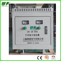 25kva 480/230v 3phase step down transformer