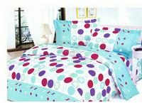 hometextile wide width fashion printed beach fabric/twill peach skin fabric