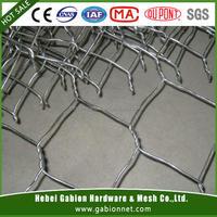 1-1/4'' mesh hexagonal wire mesh