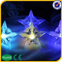 2015 Hot sell New Promotion christmas ornament decoration home led candle