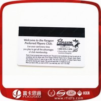 Factory price contactless smart magnetic cards