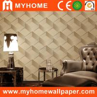 3d thai restarant vinyl washable wallpaper for home decoration