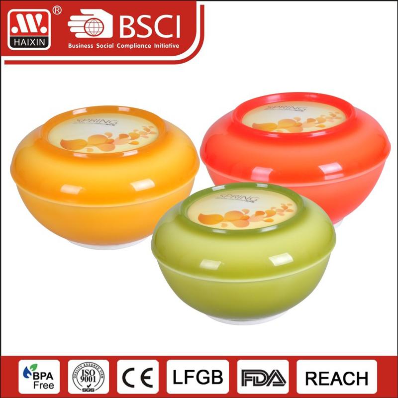 Durable plastic wholesale plastic fish rice bowls buy for Plastic fish bowls bulk