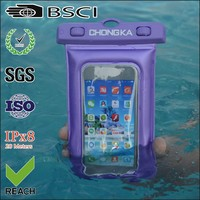 Factory wholesale waterproof bag for iphone 5 case
