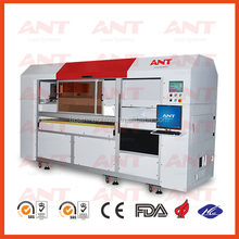 Yes CNC or Not and Water Cooling and CE,ISO Certification approved laser cutting machine for fabric leather PU
