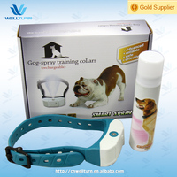 New Citronella Spray Training Dog Collar
