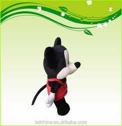 Mickey mouse custom made knitted cute golf head cover