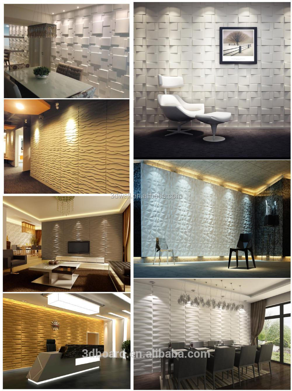 source interior decorative 3d wall panel bedroom on m