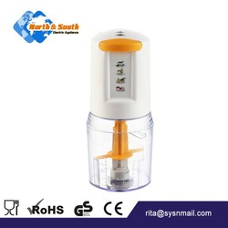 Electric home tool ginger garlic vegetable and salad chopper