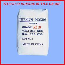 titanium dioxide rutile price with high quality R518