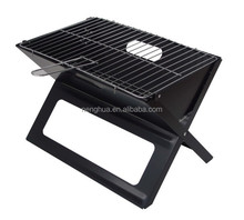 X Shaped Collapsable Charcoal BBQ Grill