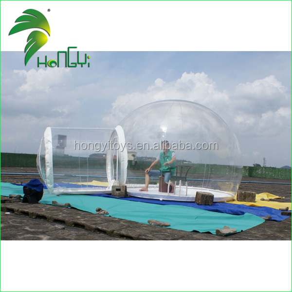 inflatable clear bubble tent (22)