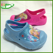 2015 Summer Children bayby Shoes mules and clogs kids eva shoes child sandals slippers for boys and girls
