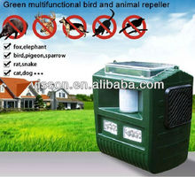 animal repeller for bird,pigeon,bat,sparrow,rat,snake,dog,cat,elephant,fox.