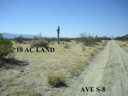 10 Acre land For Sale, Palmdale, Black Butte, Los Angeles County, California