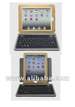 2 -in-1 Bluetooth Keyboard Case for iPad 2
