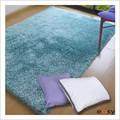 100% de poliéster shaggy alfombra alfombra