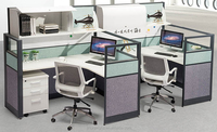 Modern office screen/office partition/office workstation