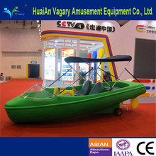 Water Park Rides Pedal Boat for Kids and Adult
