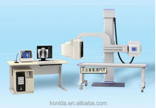 digital radiography system , DR/CR with easy carry bed, Mobile easy operate x ray inspection machine