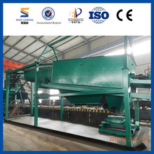 Easy Transport Gold Extraction Machine for Alluvial Gold