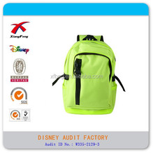 2015 XF Bag 600D Polyester Backpack Travel Bag With Computer Layer