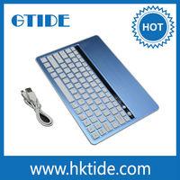 Li-polymer Battery Bluetooth Waterproof Universal Qwerty Wireless Keyboard