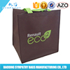 Custom eco-friendly fabric cheap shopping non woven bag