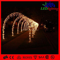Decorative Light Outdoor archway canopy and bridge edge light