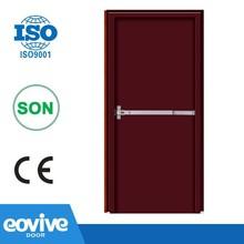 2 hours fire rated wooden door with UL certification