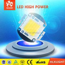 10W 20W 30W 50w Epistar led cob chip 6000lm high power for flood light