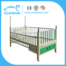 High Quality children hospital bed table with drawer