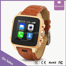 Thin Metal Strap Watch Sync Sms7 Bluetooth Fm Wrist smartwatch Bluetooth smartwatch For Lovers