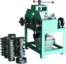 HHW-G76 three roll bending machine for 3 inch pipe with CE