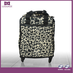 High quality travelmate luggage with two expandable polo luggage bag suitcase