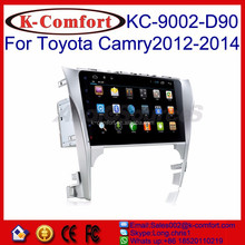 K-comfort Android touch screen car dvd player for toyota camry with SWC GPS +Radio +RDS BT+SD +USB CD/DVD IPOD Aux-in 10.2 inch