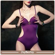 caliente venta al por mayor nuevo estilo de bikini traje de baño de una pieza de traje de baño