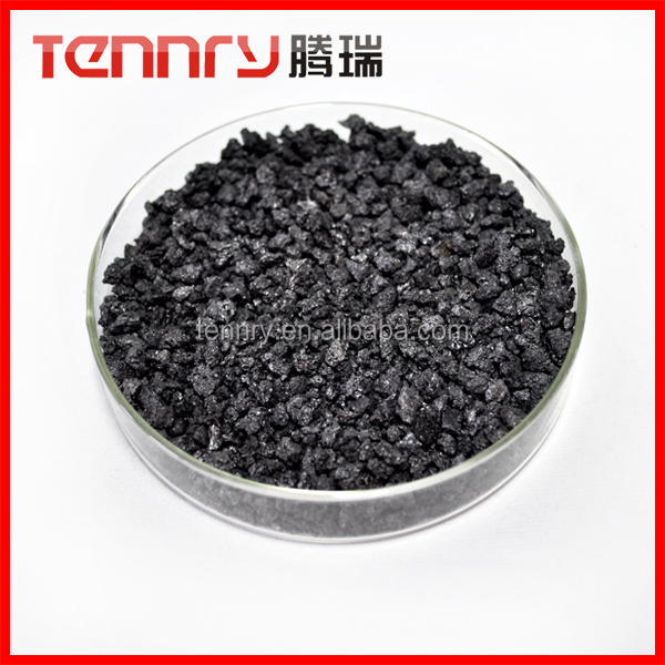 China Supplier Low Sulphur Graphitized Petroleum Coke