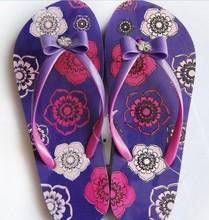 flip plana de la muchacha del verano Fracasos / playa del deslizador, color de encargo / tamaños