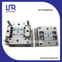plastic injection mold making for air conditioning