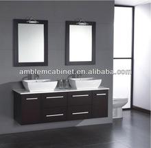 2012 Custom Made Oak Wood Bath Cabinet (High Quality with Warranty)
