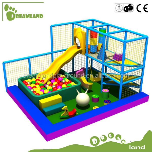 Toddler Indoor Soft Play Equipment Diy Playground Slides In Houses ...
