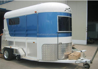 2 horse trailer used,trailer used for horse