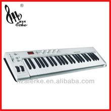49 key USB MIDI keyboard controller
