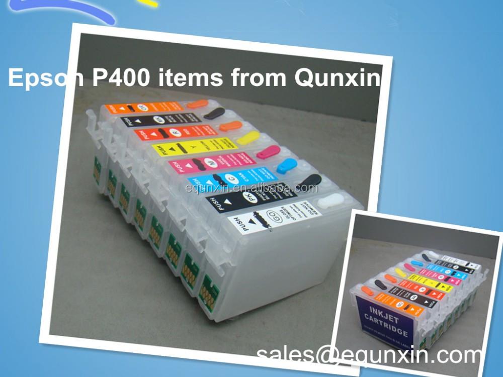 P400 items