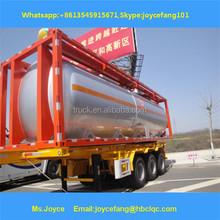20ft Lpg Tank Container Asme Standard Lpg Iso Tank Container Hot Sale Propane Gas Container
