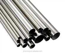 China Supplier 6082 Aluminum Alloy Round Pipes with competitive price