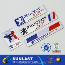 SUNLAST Car Wheel Rim Center Cap Emblem & Sticker Wheel Logo Auto Part Logo OEM521